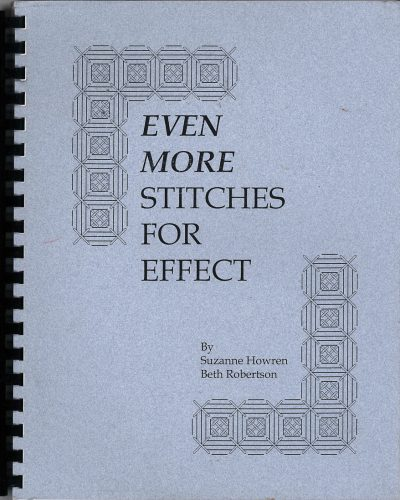 Even More Stitches For Effect