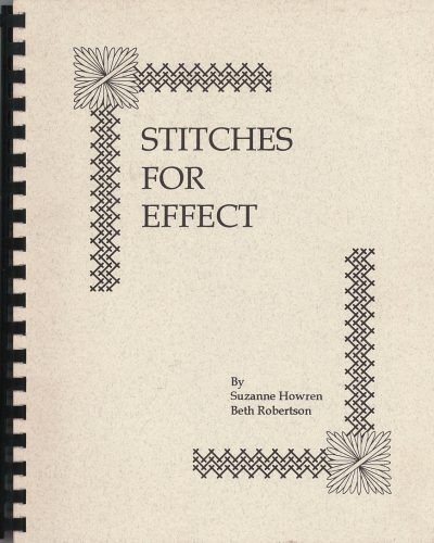 Stitches For Effect