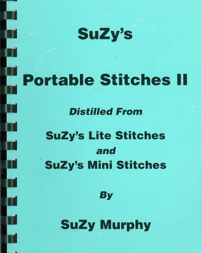 Suzys Portable Stitches II